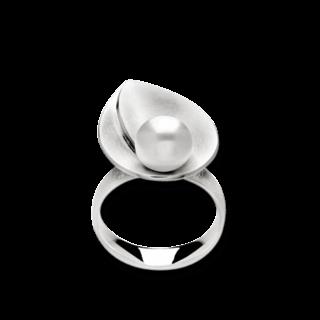 Bastian Ring Silber & Perlen 10961