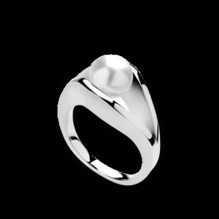 Bastian Ring Silber & Perlen 12134