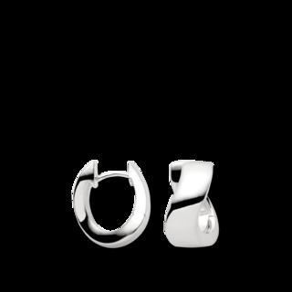 Bastian Creolen Silber BI25571