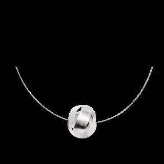 Bastian Halskette mit Anhänger Silber 10511