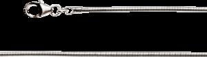 Halsreif Bastian Silber aus 925 Sterlingsilber