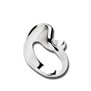 Bastian Ring Silber 10931