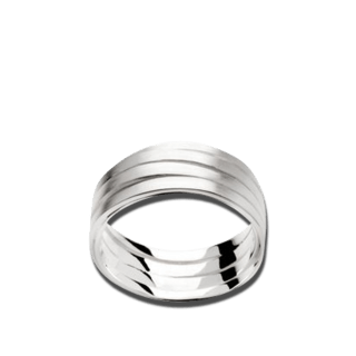 Bastian Ring Silber 12184