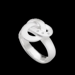 Bastian Ring Ring Sterlingsilber BI23901