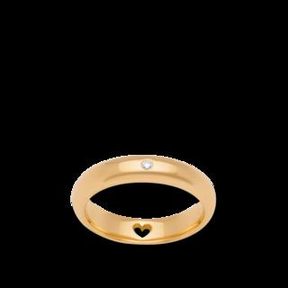 Bastian Ring Ring Sterlingsilber BI24460