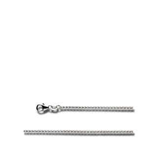Bastian Halskette Veneziakette Sterlingsilber BI26941-80
