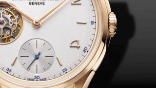 Baume & Mercier 1892 Flying Tourbillon