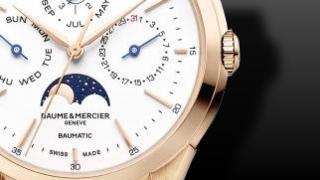 Baume & Mercier Baumatic Perpetual Calendar 42mm