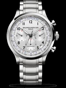 Baume & Mercier Capeland Automatik Chronograph 44mm