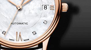 Baume & Mercier Classima Automatik 33mm