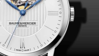 Baume & Mercier Classima Automatik 40mm Sichtfenster
