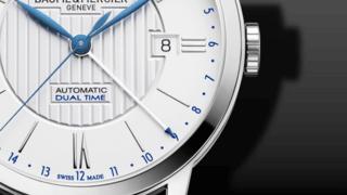 Baume & Mercier Classima Automatik Dual Time