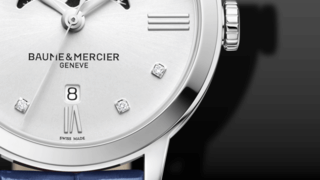 Baume & Mercier Classima Lady Mondphase 31,5mm