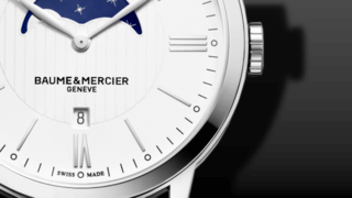 Baume & Mercier Classima Mondphase Quarz 40mm