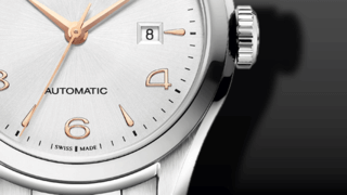 Baume & Mercier Clifton Automatik 30mm