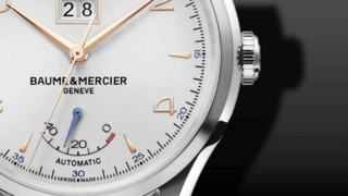 Baume & Mercier Clifton Automatik Gangreserve 43mm