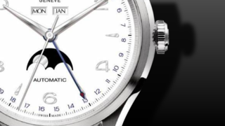 Baume & Mercier Clifton Automatik Mondphase 43mm