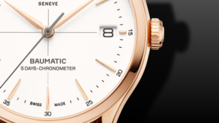 Baume & Mercier Clifton Baumatic 39mm