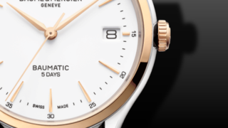 Baume & Mercier Clifton Baumatic 40mm