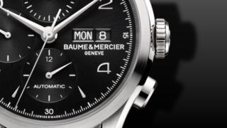 Baume & Mercier Clifton Chronograph 43mm