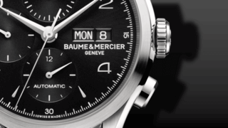 Baume & Mercier Clifton Chronograph 43mm