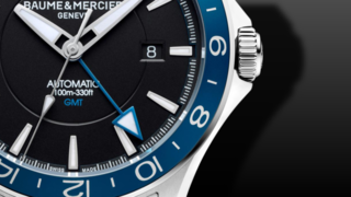 Baume & Mercier Clifton Club Automatik 42mm