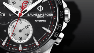 Baume & Mercier Clifton Club Indian Motorcycle Tribute