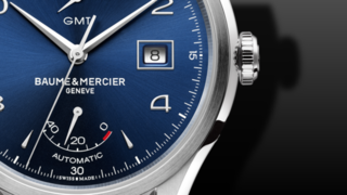 Baume & Mercier Clifton GMT Automatik 43mm