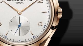 Baume & Mercier Clifton Handaufzug 42mm