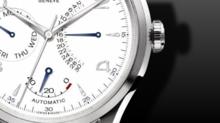 Baume & Mercier Clifton Retrograde Date 43mm