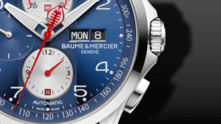 Baume & Mercier Clifton Shelby® Cobra 1964 Chronograph 44mm