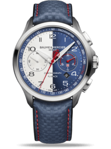 Baume & Mercier Clifton Shelby Cobra Automatic Chronograph 43mm