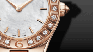 Baume & Mercier Linea Quarz Gold