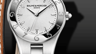 Baume & Mercier Linea Quarz klein