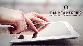 Baume & Mercier Newsletter abonnieren