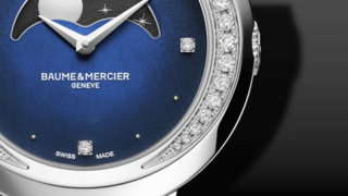 Baume & Mercier Promesse Quarz Large Mondphase