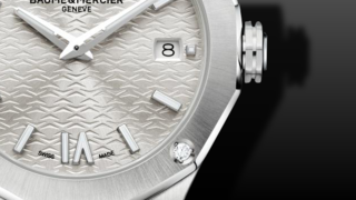Baume & Mercier Riviera Quarz 36mm