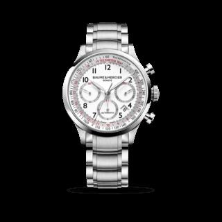 Baume & Mercier Herrenuhr Capeland Automatik Chronograph 42mm 10061