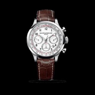 Baume & Mercier Herrenuhr Capeland Automatik Chronograph 42mm 10082