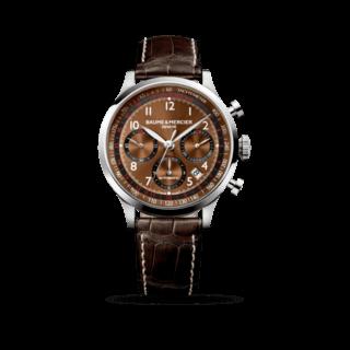 Baume & Mercier Herrenuhr Capeland Automatik Chronograph 42mm 10083