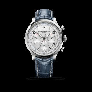 Baume & Mercier Herrenuhr Capeland Automatik Chronograph 44mm 10063