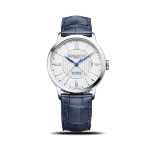 Baume & Mercier Herrenuhr Classima Automatik Dual Time 10272