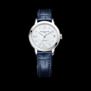 Baume & Mercier Damenuhr Classima Lady Automatik 31mm 10545