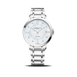 Baume & Mercier Damenuhr Lady Automatik 36,5mm 10221