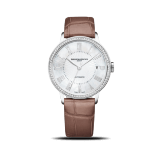 Baume & Mercier Damenuhr Lady Automatik 36,5mm 10222