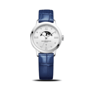 Baume & Mercier Damenuhr Classima Lady Mondphase 31mm 10329