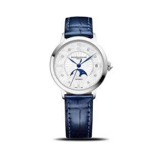 Baume & Mercier Damenuhr Classima Lady Mondphase 34mm 10633