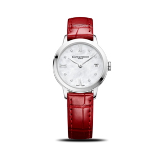 Baume & Mercier Damenuhr Classima Lady Quarz 31mm 10543