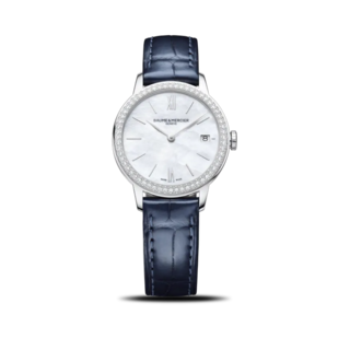 Baume & Mercier Damenuhr Classima Lady Quarz 31mm 10544