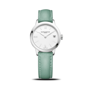 Baume & Mercier Damenuhr Classima Lady Quarz 31mm 10563